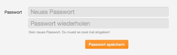 passwort-aendern